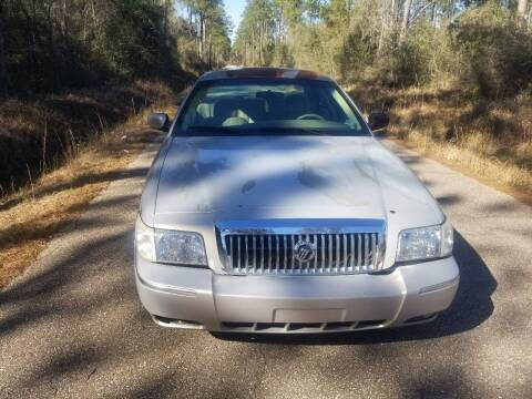 2008 Mercury Grand Marquis for sale at J & J Auto Brokers in Slidell LA