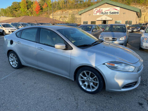 2013 Dodge Dart for sale at Gilly's Auto Sales in Rochester MN