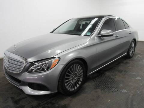 2015 Mercedes-Benz C-Class for sale at Automotive Connection in Fairfield OH