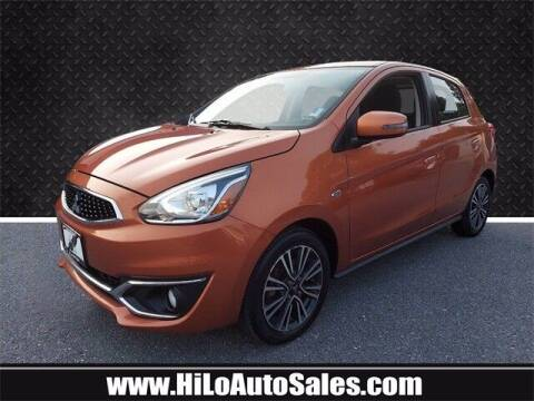 2019 Mitsubishi Mirage for sale at BuyFromAndy.com at Hi Lo Auto Sales in Frederick MD