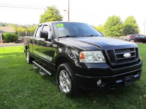 2008 Ford F-150 for sale at Euro Asian Cars in Knoxville TN
