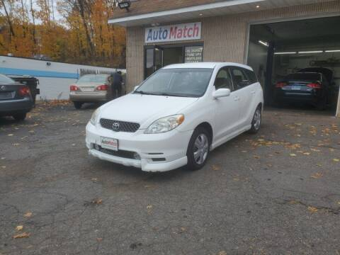 2004 Toyota Matrix for sale at Auto Match in Waterbury CT
