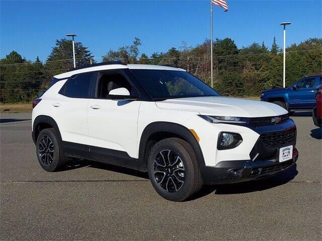 2022 Chevrolet TrailBlazer for sale in Woodbine, NJ
