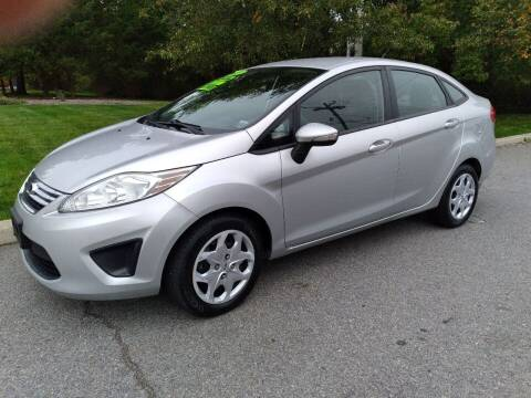 2013 Ford Fiesta for sale at Jan Auto Sales LLC in Parsippany NJ