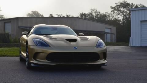 2017 Dodge Viper for sale at Exquisite Auto in Sarasota FL