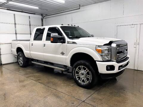 2015 Ford F-350 Super Duty for sale at PARKWAY AUTO in Hudsonville MI
