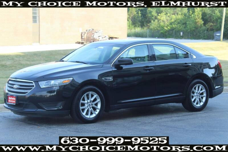 2013 Ford Taurus for sale at Your Choice Autos - My Choice Motors in Elmhurst IL