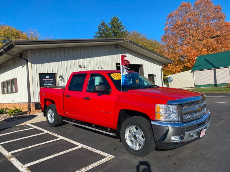 2013 Chevrolet Silverado 1500 for sale at Kubly's Automotive in Brodhead WI