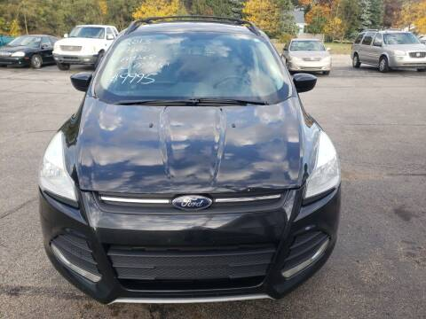 2013 Ford Escape for sale at All State Auto Sales, INC in Kentwood MI
