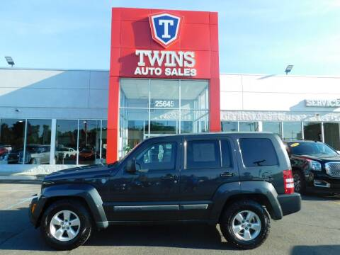 2011 Jeep Liberty for sale at Twins Auto Sales Inc Redford 1 in Redford MI