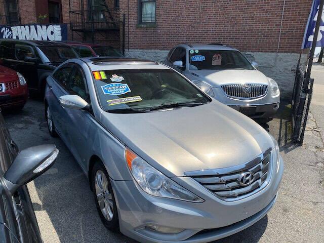 2011 Hyundai Sonata for sale at ARXONDAS MOTORS in Yonkers NY