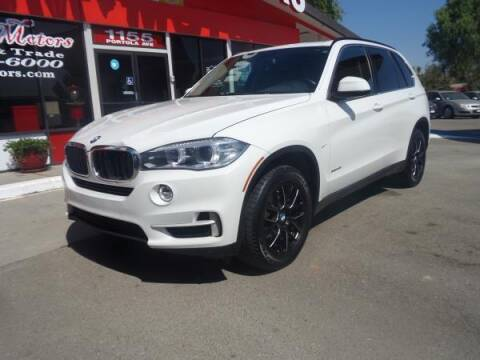 2014 BMW X5 for sale at Phantom Motors in Livermore CA