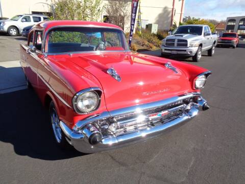 1957 Chevrolet 210 for sale at NorCal Auto Mart in Vacaville CA