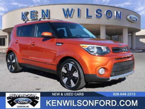 2018 Kia Soul for sale at Ken Wilson Ford in Canton NC