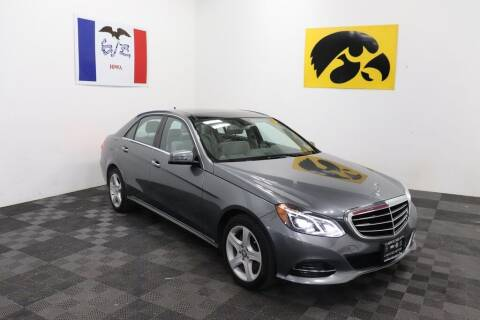 2016 Mercedes-Benz E-Class for sale at Carousel Auto Group in Iowa City IA