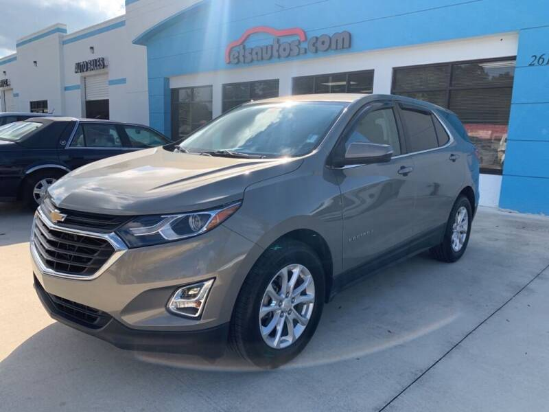2018 Chevrolet Equinox for sale at ETS Autos Inc in Sanford FL