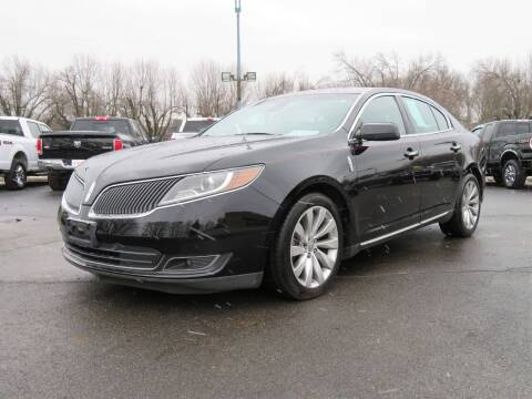 2016 Lincoln MKS for sale at Low Cost Cars North in Whitehall OH