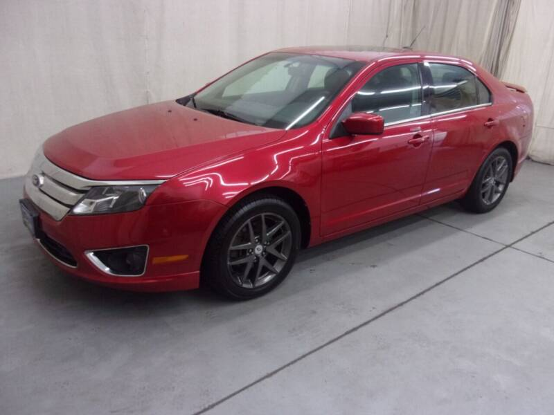 2012 Ford Fusion for sale at Paquet Auto Sales in Madison OH
