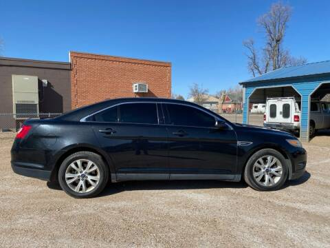 2011 Ford Taurus for sale at Chubbuck Motor Co in Ordway CO