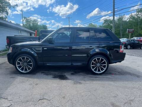 2011 Land Rover Range Rover Sport for sale at Top Line Motorsports in Derry NH