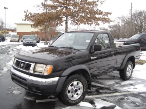1999 Nissan Frontier for sale at Auto Bahn Motors in Winchester VA