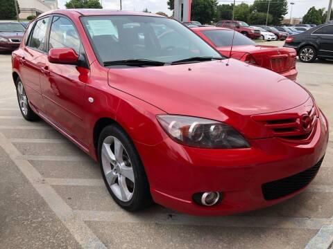 2006 Mazda MAZDA3 for sale at Thumbs Up Motors in Warner Robins GA