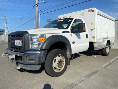 2014 Ford F-550 Super Duty for sale at Tristar Motors in Bell CA