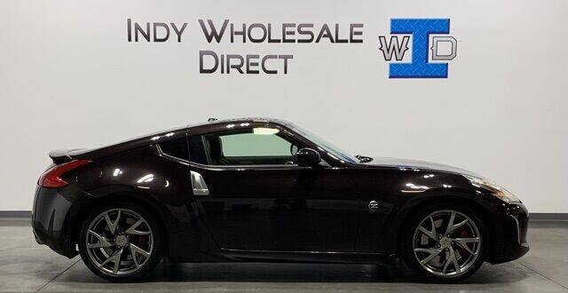 2014 Nissan 370Z for sale at Indy Wholesale Direct in Carmel IN