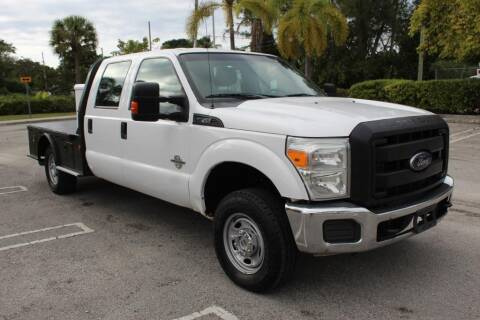 2015 Ford F-250 Super Duty for sale at Truck and Van Outlet - All Inventory in Hollywood FL