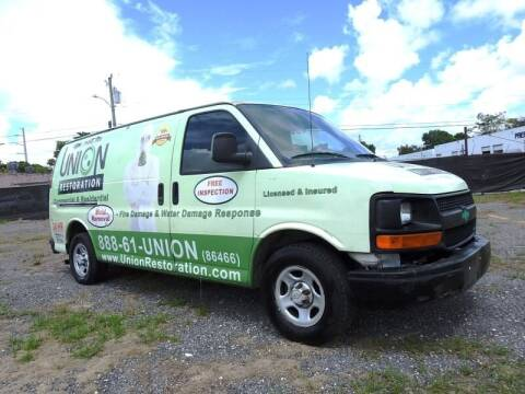2005 Chevrolet Express Cargo for sale at SUPER DEAL MOTORS 441 in Hollywood FL