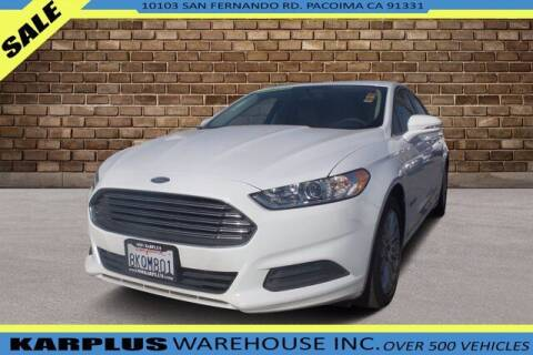2016 Ford Fusion Hybrid for sale at Karplus Warehouse in Pacoima CA