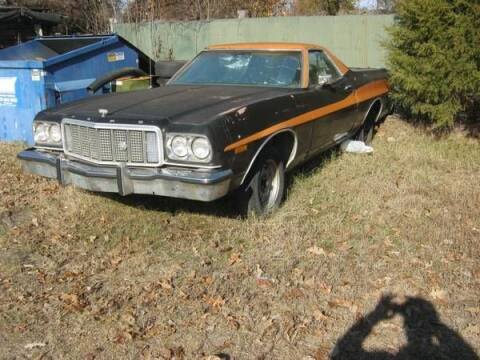 1974 Ford Ranchero for sale at Classic Car Deals in Cadillac MI