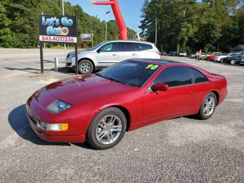1990 Nissan 300ZX for sale at Let's Go Auto in Florence SC