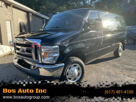2014 Ford E-Series Cargo for sale at Bos Auto Inc in Quincy MA