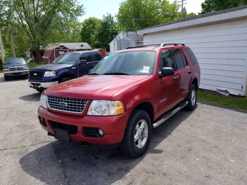2004 Ford Explorer for sale at Bakers Car Corral in Sedalia MO