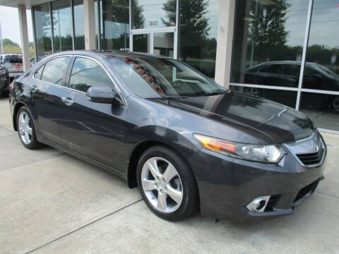 2012 Acura TSX for sale at Power On Auto LLC in Monroe NC