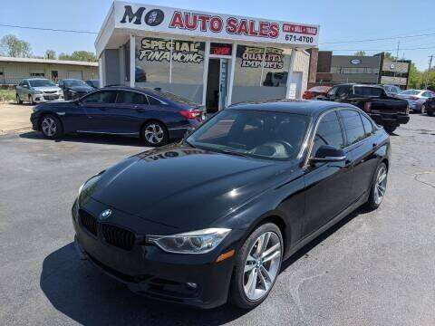 2013 BMW 3 Series for sale at Mo Auto Sales in Fairfield OH