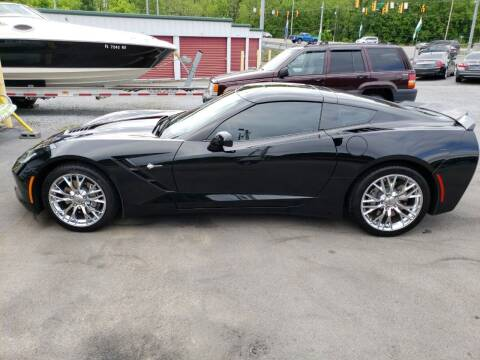2016 Chevrolet Corvette for sale at Green Tree Motors in Elizabethton TN