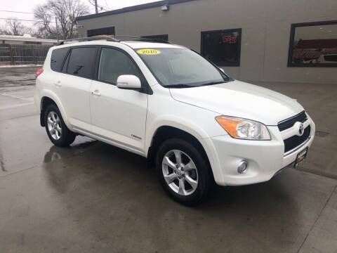 2010 Toyota RAV4 for sale at Tigerland Motors in Sedalia MO