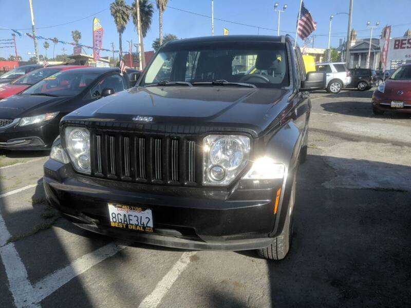 2011 Jeep Liberty for sale at Best Deal Auto Sales in Stockton CA