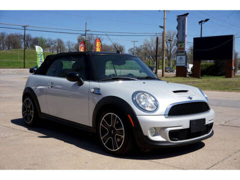 2015 MINI Convertible for sale at Sand Springs Auto Source in Sand Springs OK