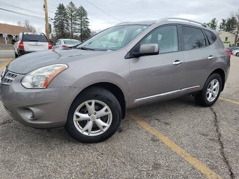 2011 Nissan Rogue for sale at J's Auto Exchange in Derry NH
