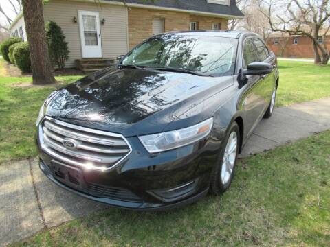 2014 Ford Taurus for sale at Lake County Auto Sales in Painesville OH