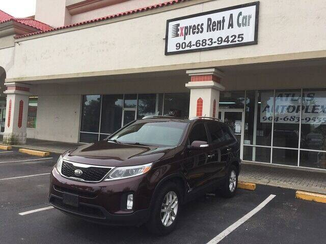 2015 Kia Sorento for sale at Express Rent-A-Car in Jacksonville FL