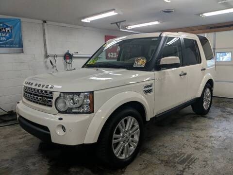 2010 Land Rover LR4 for sale at BOLLING'S AUTO in Bristol TN