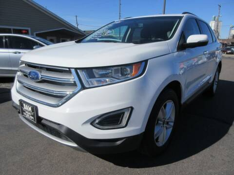2015 Ford Edge for sale at Dam Auto Sales in Sioux City IA