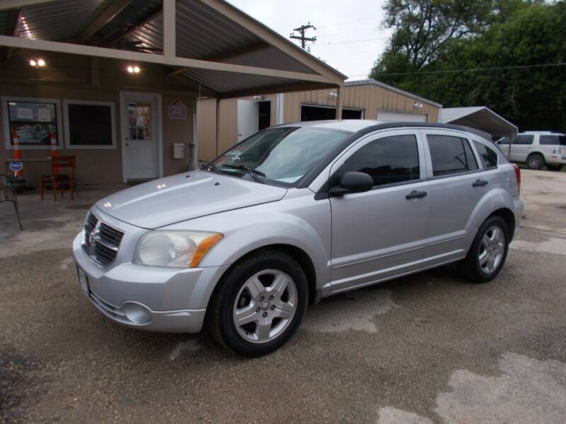 2008 Dodge Caliber for sale at DISCOUNT AUTOS in Cibolo TX