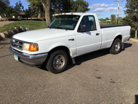1997 Ford Ranger for sale at Sparkle Auto Sales in Maplewood MN