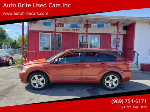 2009 Dodge Caliber for sale at Auto Brite Used Cars Inc in Saginaw MI