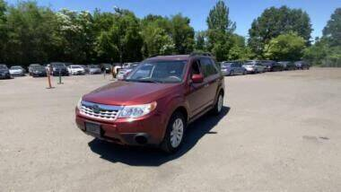 2011 Subaru Forester for sale at Select AWD in Provo UT